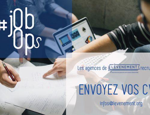 JOB OPS : LES AGENCES DE LÉVÉNEMENT RECRUTENT