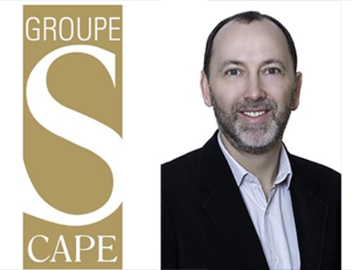 Communiqué | Philippe Blond rejoint le Groupe S'cape